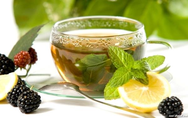 Травяные чаи улучшают самочувствие