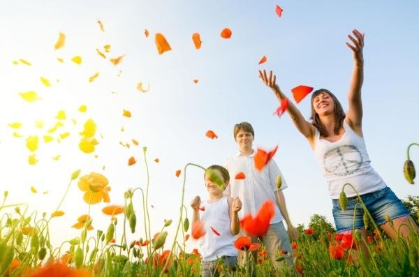 Счастье, радость и здоровье