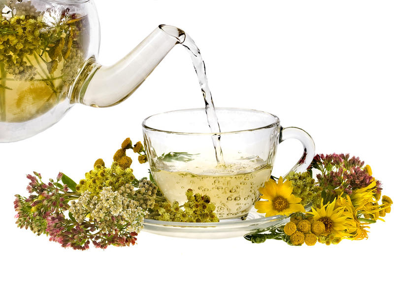 Травяной чай повышает иммунитет