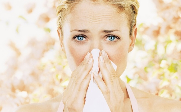 аллергия на пыль симптомы на коже